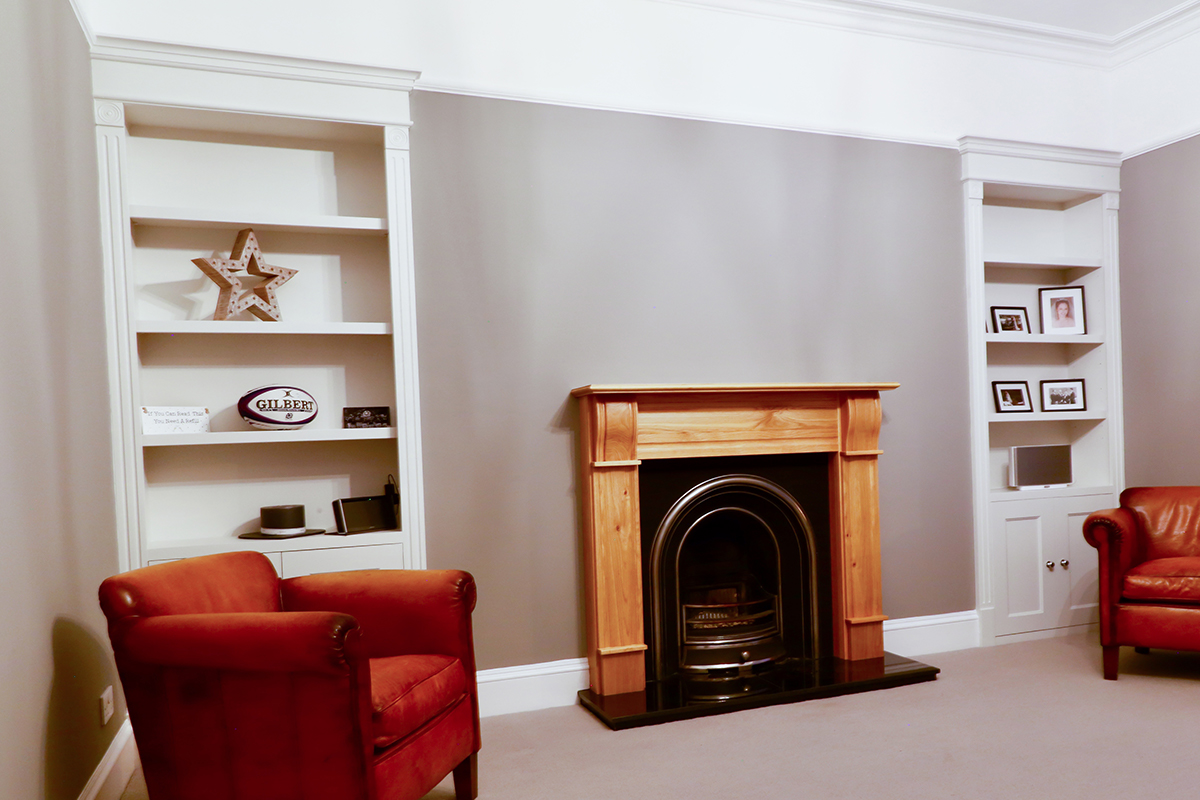 Made to measure Alcoves